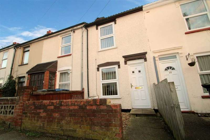 3 Bedrooms Terraced House for sale in Cromer Road, Ipswich