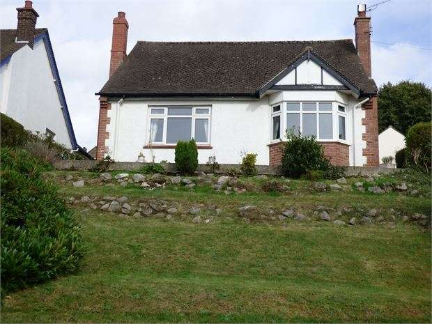 3 Bedrooms Detached Bungalow for sale in Aller Park Road, Aller Park, Newton Abbot, Devon. TQ12 4NG