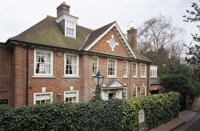 7 Bedrooms Detached House for rent in Upper Terrace Hampstead Village NW3