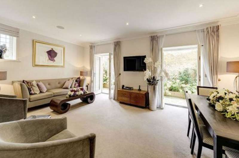 2 Bedrooms Terraced House for sale in Carmel Gate Bridge Lane Temple Fortune NW11