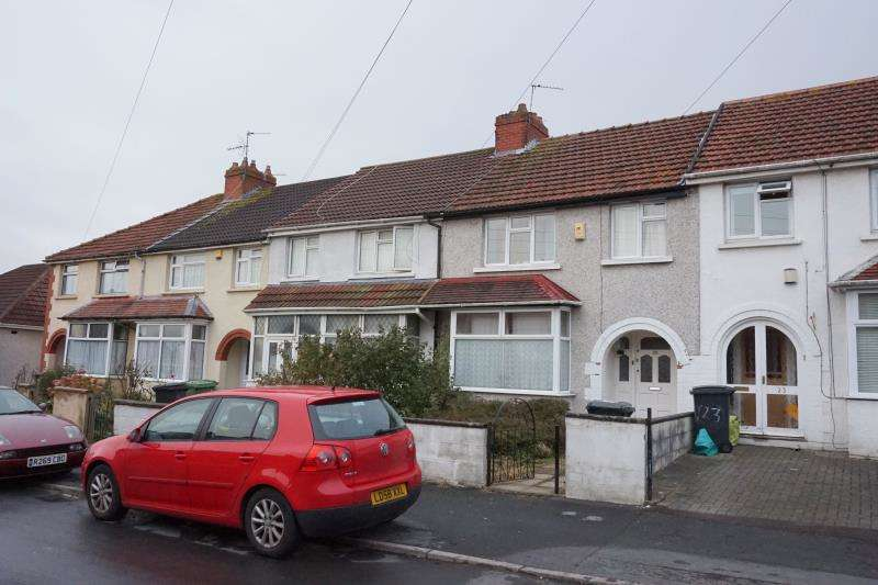 4 Bedrooms Terraced House for rent in Eighth Avenue, Horfield, Bristol, BS7 0QS