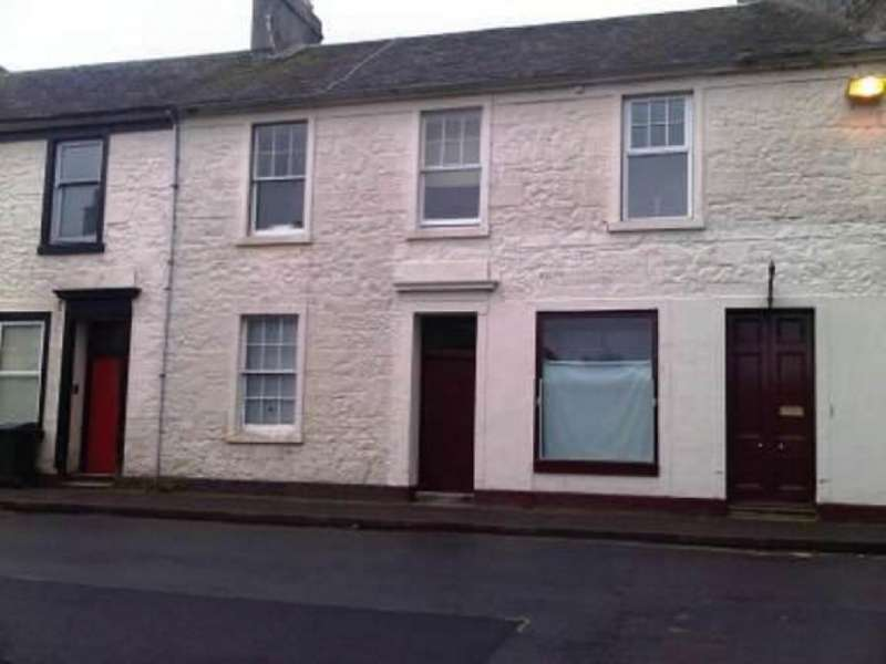 3 Bedrooms Flat for sale in 12 Castle Street, Rothesay, PA20 9HA