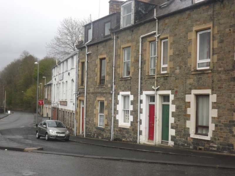 1 Bedroom Flat for sale in 60 MILL STREET, Selkirk, TD7 5DQ