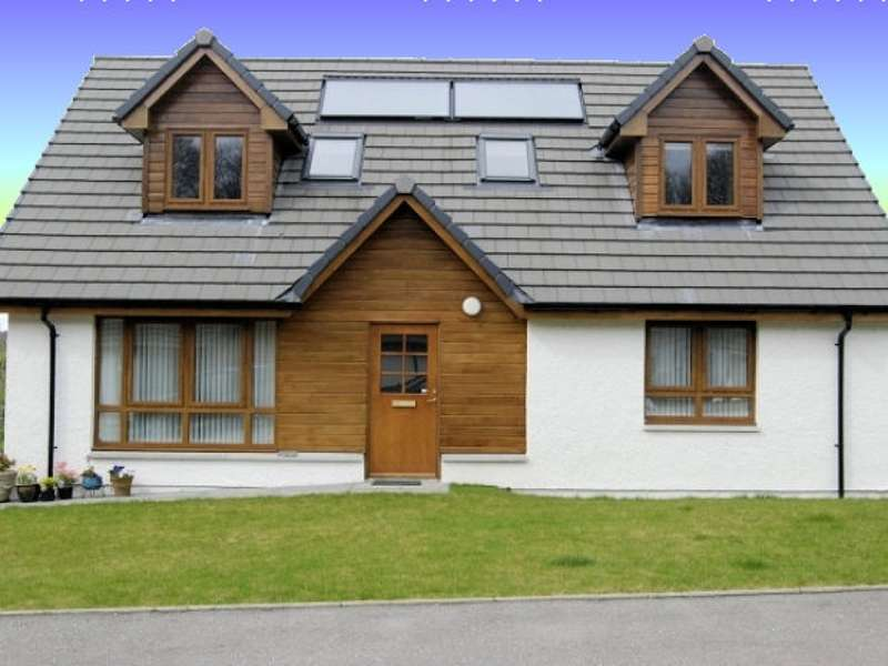 3 Bedrooms Detached House for sale in 3 Bed Detached New Build Nant Park, Taynuilt, PA35 1JH