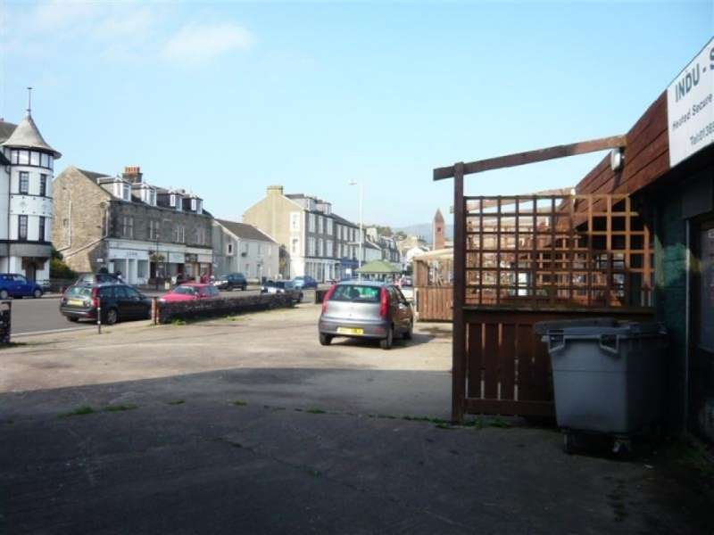 Commercial Property for sale in Former Garden Centre & Pier 6 Marine Parade, Kirn, Dunoon, PA23 8HE