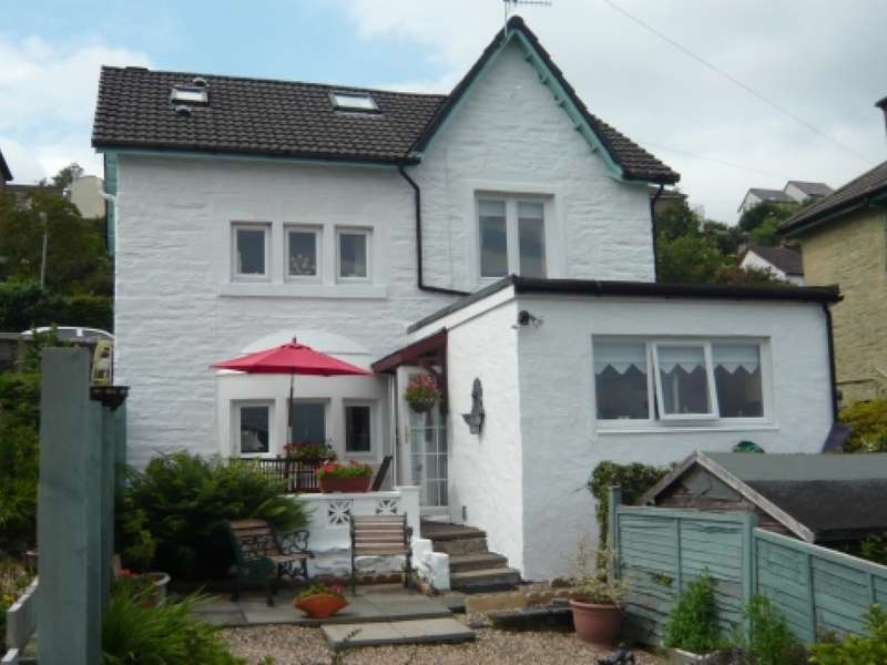 2 Bedrooms Detached House for sale in 23 North Campbell Road, Cumbrae View Bungalow, Innellan, Dunoon, PA23 7SB