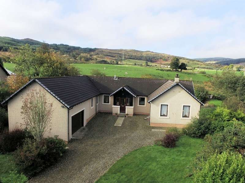 5 Bedrooms Detached Bungalow for sale in 1 Churchill Wood, Inverneil, by, Ardrishaig, PA30 8ES