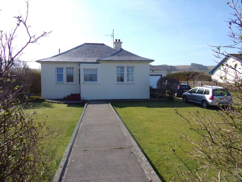 5 Bedrooms Detached Bungalow for sale in Dunshee Opposite Beach & Golf Course, Machrihanish, PA28 6PT