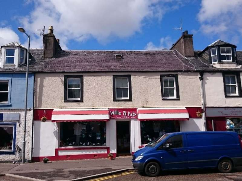 3 Bedrooms Flat for sale in 57 Argyll Street, Lochgilphead, PA31 8NE