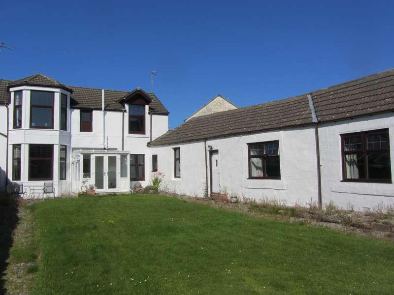 4 Bedrooms Detached House for sale in 14 Auchamore Road, Dunoon, PA23 7DY