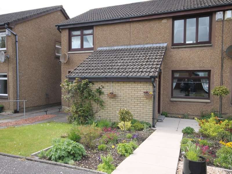 2 Bedrooms Terraced House for sale in 27 Houston Street, Wishaw, ML2 8PR