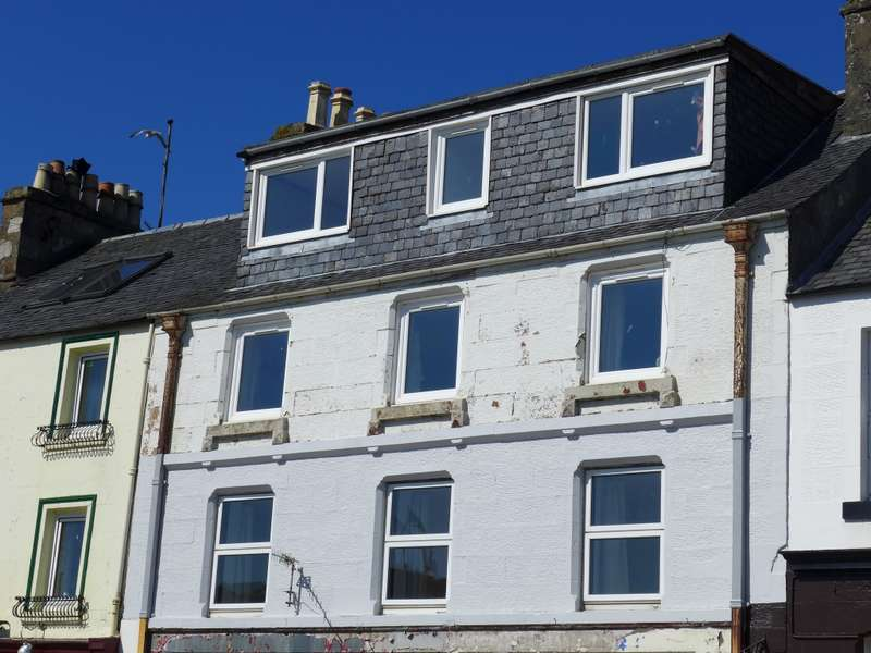 2 Bedrooms Flat for sale in Flat 1 17 Lochnell Street, Lochgilphead, PA31 8JL