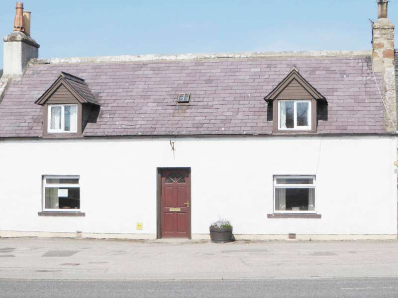 3 Bedrooms Semi Detached House for sale in Tigh Geal Station Road, Golspie, KW10 6TQ