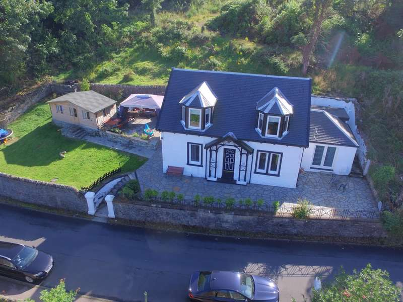 4 Bedrooms Detached Villa House for sale in 5 Kilbride Road, Dunoon, PA23 7LL