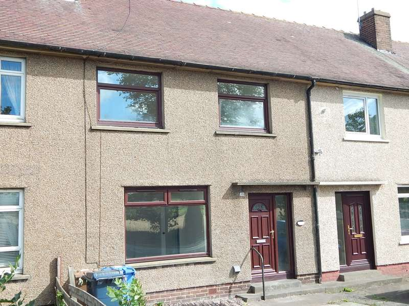 3 Bedrooms Terraced House for sale in 10 Binnie Place, Skinflats, Falkirk, FK2 8NJ