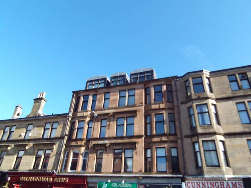 1 Bedroom Flat for sale in 67/ flat 1/2 Neilston Road, Paisley, PA2 6NA