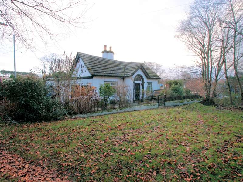 2 Bedrooms Cottage House for sale in The Old School House Walkers Crescent, Lhanbryde, Elgin, IV30 8PB