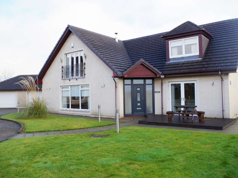 5 Bedrooms Detached House for sale in Lorimar Blair Road, Kilwinning, KA13 7QH