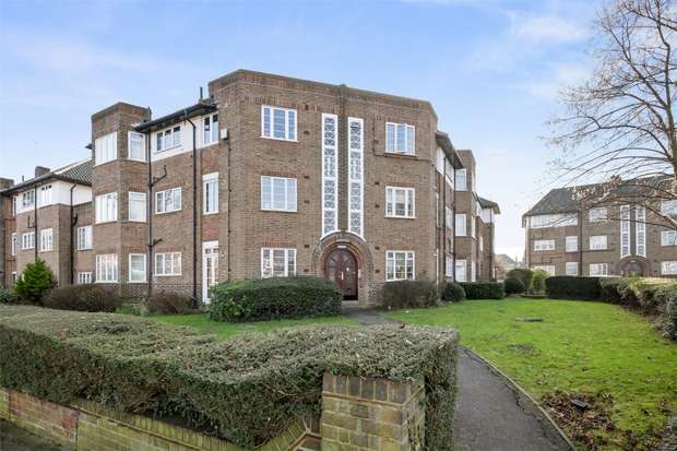 2 Bedrooms Flat for sale in Edmonscote, Argyle Road, Ealing