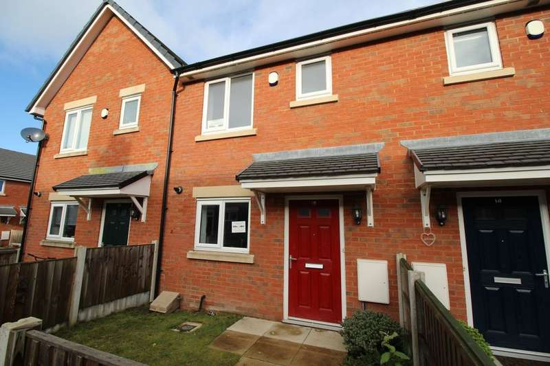 2 Bedrooms Property for sale in Tewkesbury Street, Blackburn, BB2