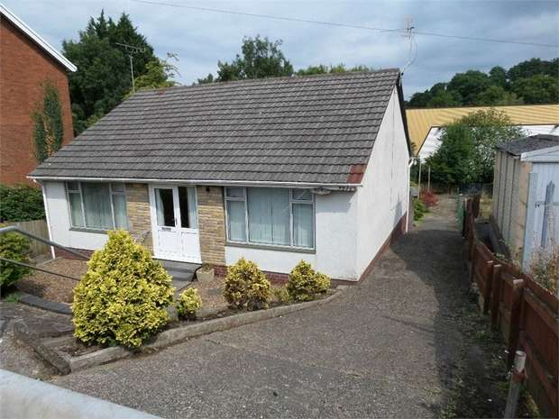 2 Bedrooms Detached Bungalow for sale in Llantarnam Road, Llantarnam, CWMBRAN