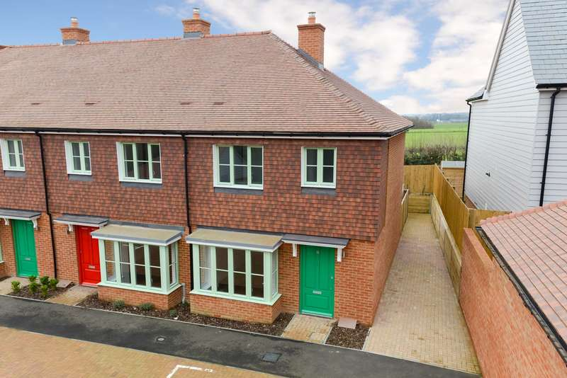 3 Bedrooms House for sale in Elmwood Park, The Street, Woodnesborough, CT13