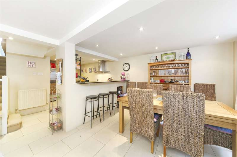 4 Bedrooms Terraced House for sale in Bagleys Lane, Fulham Broadway, Fulham, London, SW6