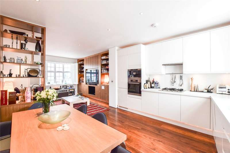2 Bedrooms Terraced House for sale in Wallgrave Road, Kenway Village, London, SW5