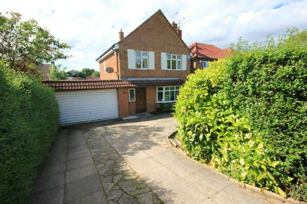 3 Bedrooms Detached House for sale in Barton Road, Rugby