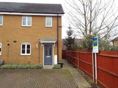 2 Bedrooms End Of Terrace House for sale in Downham Market, Kings Lynn, Norfolk