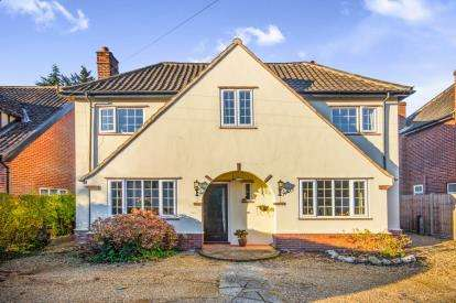 4 Bedrooms Detached House for sale in Norwich, Norfolk