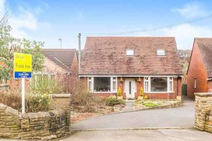 3 Bedrooms Bungalow for sale in Nethermoor Road, Wingerworth, Chesterfield, Derbyshire