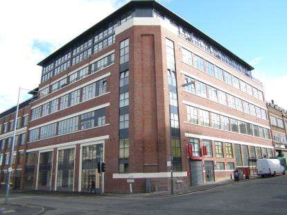 1 Bedroom Flat for sale in Abacus Building, 246 Bradford Street, Birmingham, West Midlands