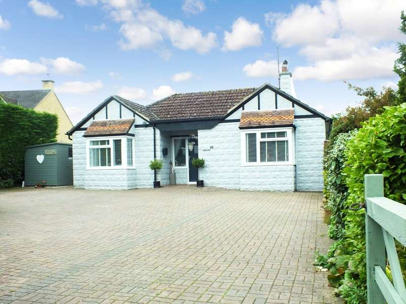 4 Bedrooms Detached Bungalow for sale in Faringdon