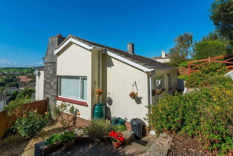 3 Bedrooms Detached Bungalow for sale in Mount Pleasant Close, Kingskerswell