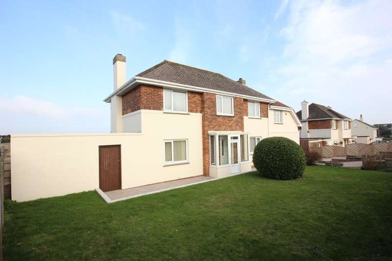 4 Bedrooms Detached House for sale in Nut Bush Lane, Torquay