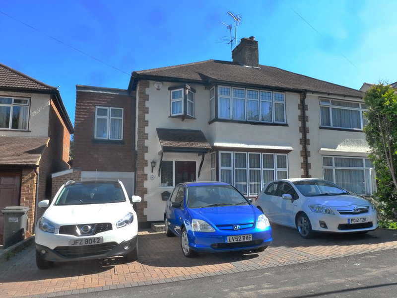 4 Bedrooms Semi Detached House for sale in Dulverton Road, Selsdon, South Croydon, Surrey, CR2 8PG