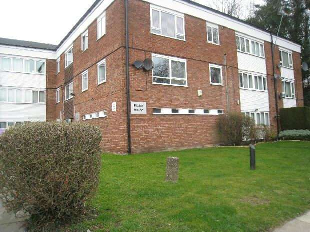 2 Bedrooms Apartment Flat for sale in Ribble House, Ribble Road, Liverpool