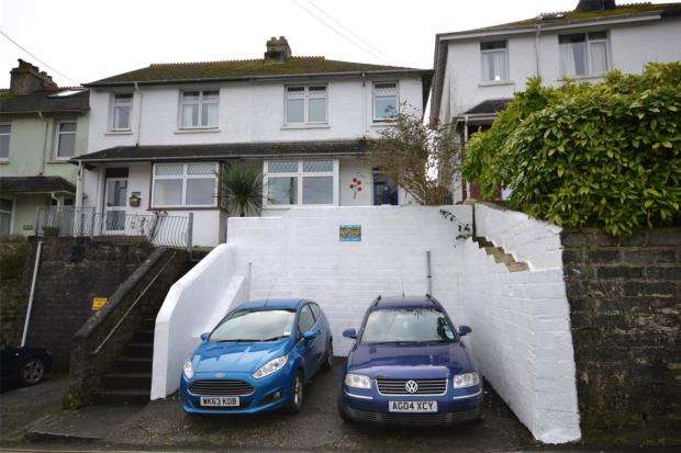 3 Bedrooms End Of Terrace House for sale in West Road, West Looe, Cornwall