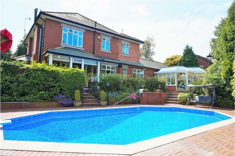 4 Bedrooms Property for sale in Kings Road, Hazel Grove, Stockport