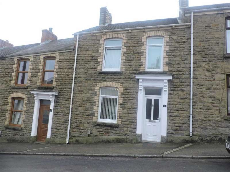 3 Bedrooms Property for sale in Penrice Street, Morriston