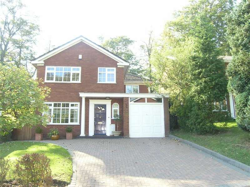 5 Bedrooms Property for sale in Huxley Close, Macclesfield