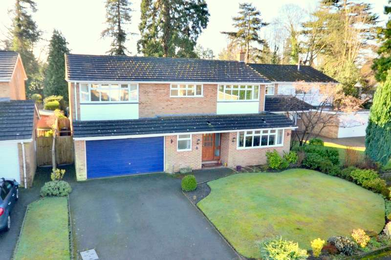 4 Bedrooms Detached House for sale in St Johns