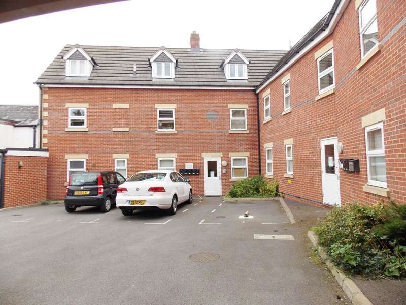 1 Bedroom Apartment Flat for sale in Little London, Old Town, Swindon, Wiltshire, SN1 3FL