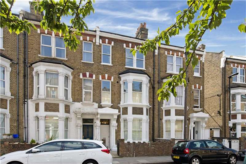 3 Bedrooms Apartment Flat for sale in Fermoy Road, London, W9 3NH