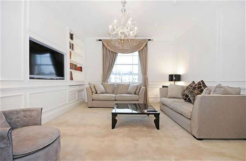 2 Bedrooms Flat for rent in Warwick Avenue, London, W9