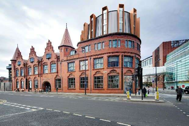 2 Bedrooms Apartment Flat for sale in Chancery House, Paradise Street, Liverpool