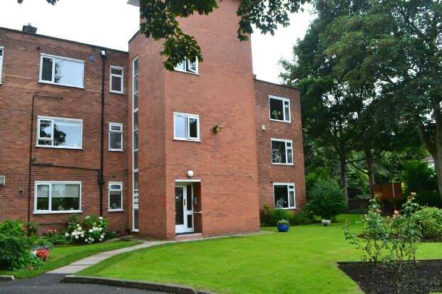2 Bedrooms Apartment Flat for sale in Cromptons Court, Cromptons Lane, Liverpool