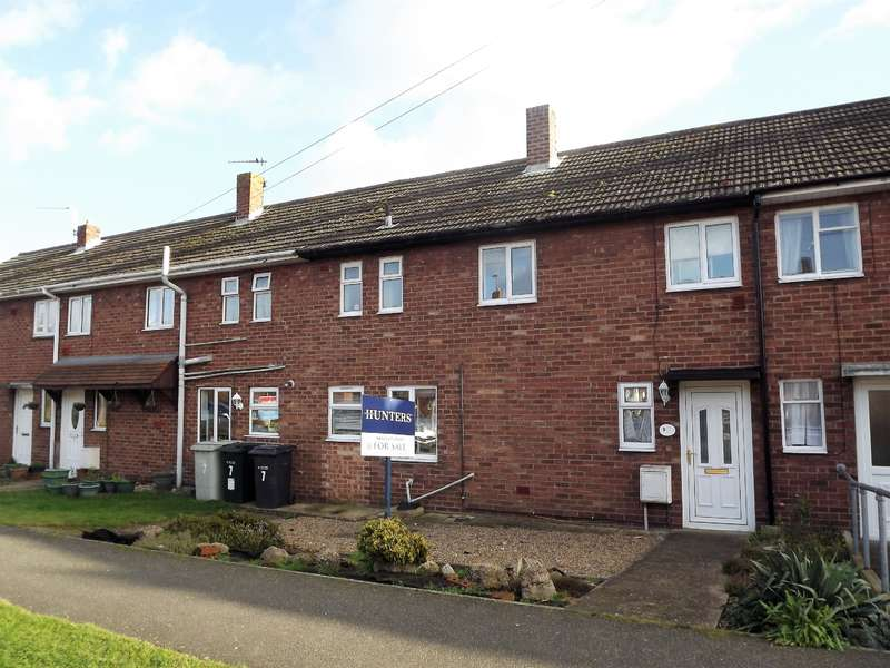 3 Bedrooms Terraced House for sale in Ingham Road, Coningsby, Lincoln, LN4 4RJ