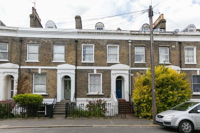 5 Bedrooms Terraced House for sale in Flaxman Road, London, SE5